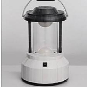 LED Bulb Solar Lantern with two stage dimming