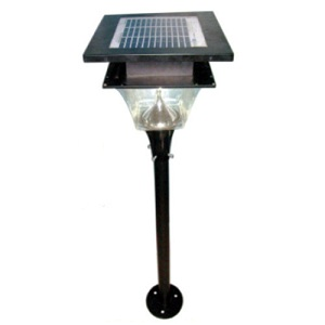 SOLAR GARDEN LIGHT ( KING SIZE )