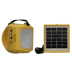 SOLAR RADIO WITH MOBILE CHARGER