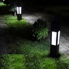 Buy Solar Garden Light Online Indiagosolar In India Go