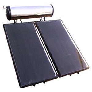 Solar water heater FPC 200LPD TSS