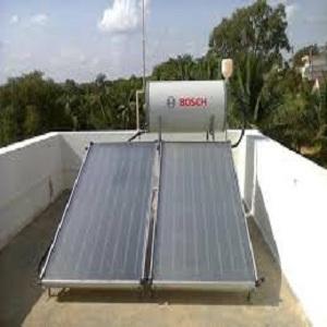 Solar water heater FPC 300LPD ENAMEL 1C