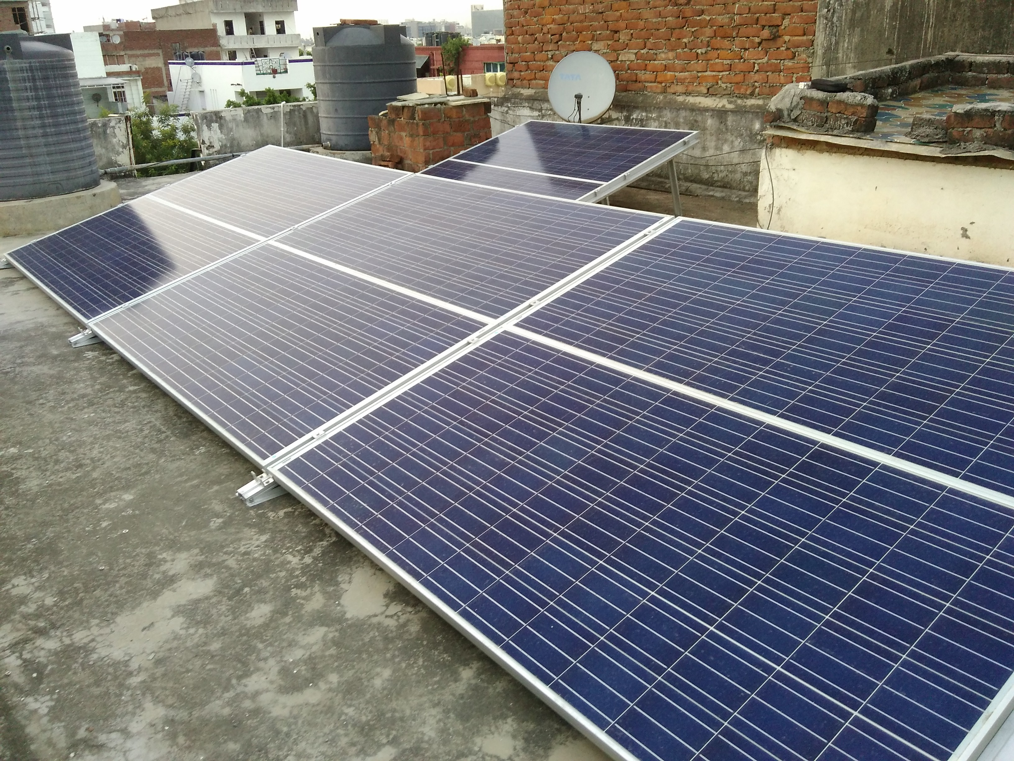 Buy Solar Roof Top Kits Online Indiagosolar In India