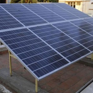 solar roof top kit