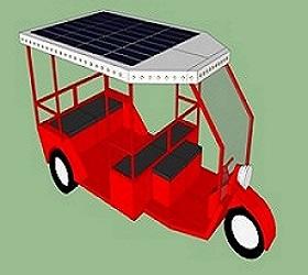 Buy online solar E-rickshaw at Best Price in India   India Go Solar
