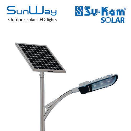 Street Light Solar: Sunway Solar Street Lighting 15Wp LED Based