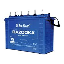 Su-kam Bazooka series 150AH Battery (650 VA)