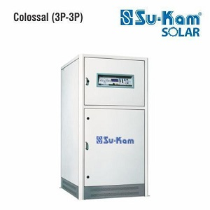 DSP SINE WAVE INVERTER 100KVA-360V (COLOSSAL SERIES )(3P-3P)