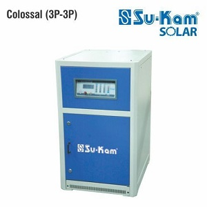 DSP SINE WAVE INVERTER 25KVA-360V (COLOSSAL SERIES )(3P-3P)