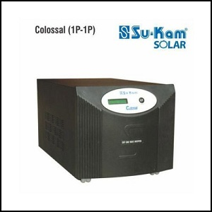SINE WAVE COMMERCIAL UPS 5KVA-96v (COLOSSAL SERIES )(1P-1P)