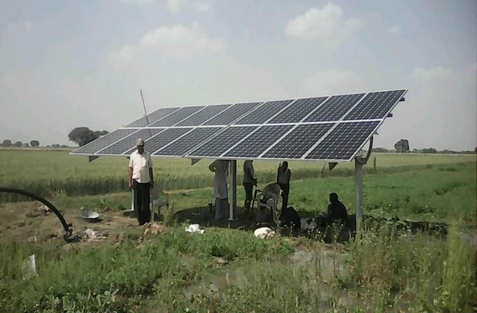 5 Hp Solar Water Pump With Subsidy India Go Solar