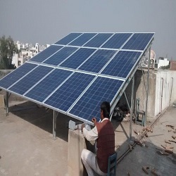 10kw Grid Tied Solar Rooftop Kit With Mnre Gujrat Govt Subsidy India Go Solar