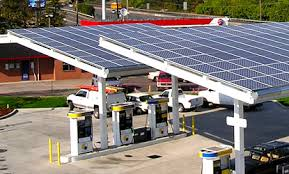 Solar Petrol Pump Solution For 2 Nozzle 2500 3000 Ltrs