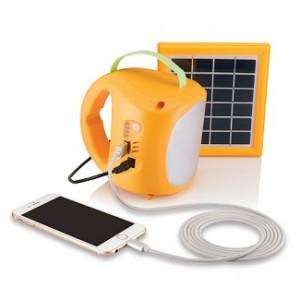 AgniSolar_Lantern 1_Charging