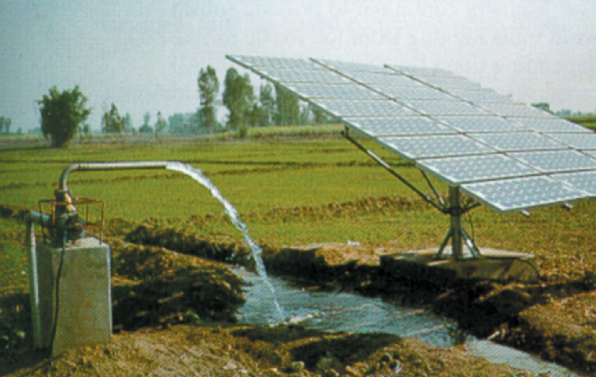 Best Quality Solar Water Pumping System for Agriculture | India Go Solar