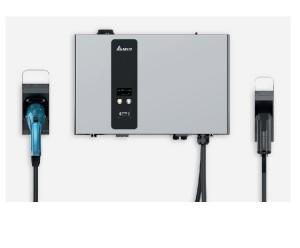 DC Wallbox 25KW EV charger
