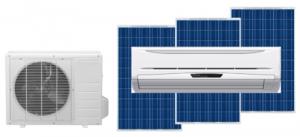 EXALTA Solar Air conditioner kit