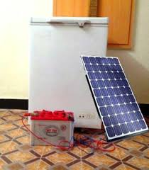 SOLAR DEEP FREEZER KIT