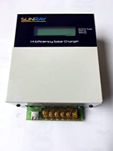 Sunworld SOLAR CHARGE CONTROLLER 12 24V 20AMP MPPT LED