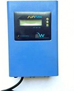 Sunworld Solar charge controller 12 24V 40AMP MPPT DISPLAY