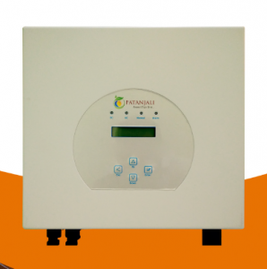 patanjali grid tied inverter