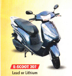 AVON E-SCOOT 207