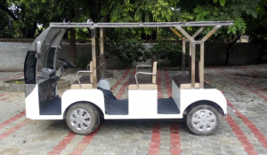 EFAST SOLAR GOLF CART SIX SEATER