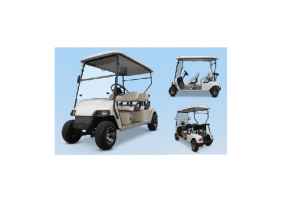 IGS RO GA4 ELECTRIC FOUR SEATER GOLF CART