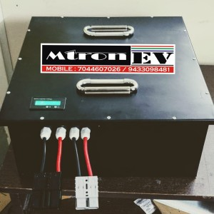 MTRON BATTERY FOR E-RICKSHAW