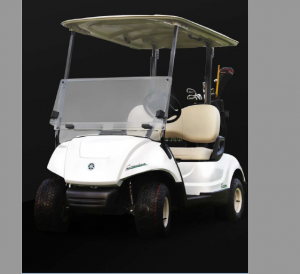 YAMAHA GOLF CART 2 SEATER