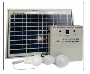 solar home lightening kit