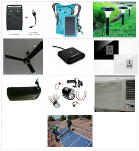 Multi brand Solar & EV retail Kiosk